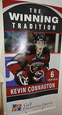 Vancouver Giants WHL Player Banner One of a Kind Your Choice of player