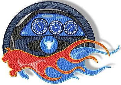 Hot Dashboards 10 Machine Embroidery Designs Cd 2 Sizes