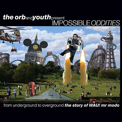 The Orb & Youth Present Impossible Oddities - 180 Gram 2Lp+Download - New/sealed