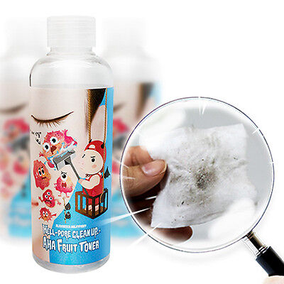 [Elizavecca] Hell-Pore Clean up AHA Fruit Toner 200ml