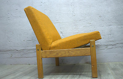 Midcentury Modern Arm Chair fauteuil Sessel 50er annee 50 Rockabilly
