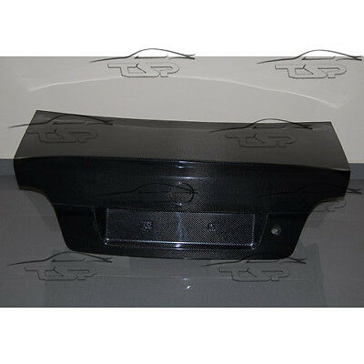 Carbon Boot Lid For Bmw E39 Series 5 Csl Trunk New Real Carbon