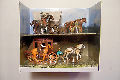 (547) G Scale Or Close,(Lgb) (New Ray) New Western Scene For Your Scenery