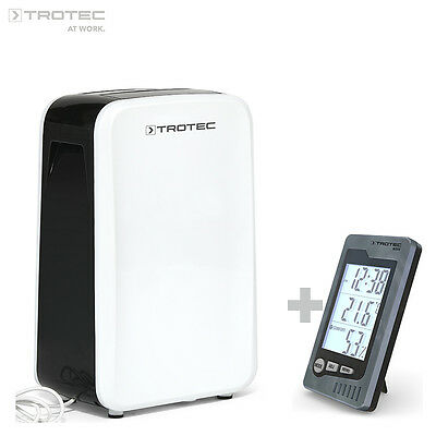 TROTEC TTK 71 E Portable Air Dehumidifier, Dehumidifying max. 24 L/Day