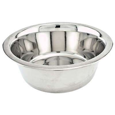 Economy Stainless Steel Dish 5qt 076158150607