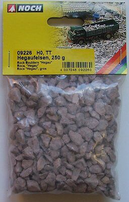 NOCH 09226 Rock Boulders 250g for 00/HO Gauge Model Railway