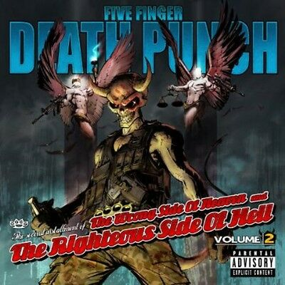 Five Finger Death Pu - Wrong Side of Heaven & Righteous Side of Hell 2 [New CD]