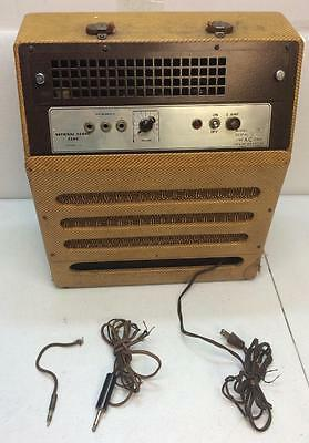 National Dobro Corp. Electro Model 75 Guitar Amplifier Vintage