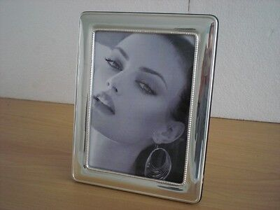 Handmade Sterling Silver Photo Picture Frame*1024/13 GBnew