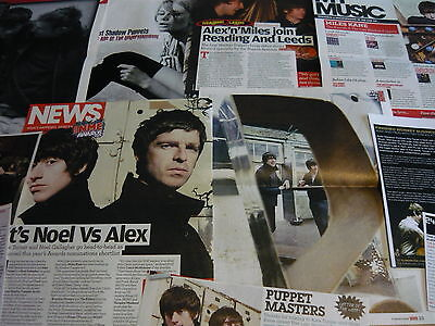 Last Shadow Puppets - Magazine Cuttings Collection (Ref 3)