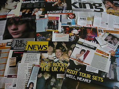 Razorlight - Magazine Cuttings Collection (Ref 2A)
