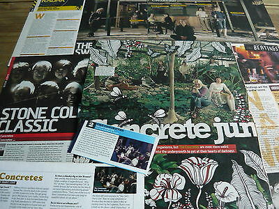 The Concretes - Magazine Cuttings Collection (Ref Xd)