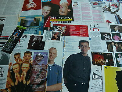 The Communards - Magazine Cuttings Collection (Ref Z9)