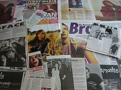 The Lemonheads - Magazine Cuttings Collection (Ref S16)