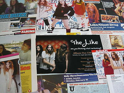 The Like - Magazine Cuttings Collection (Ref S10)