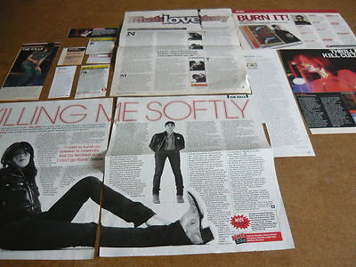 The Kills - Magazine Cuttings Collection
