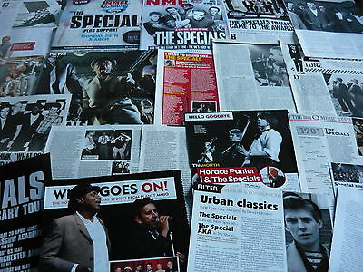 The Specials - Magazine Cuttings Collection (Ref T2)