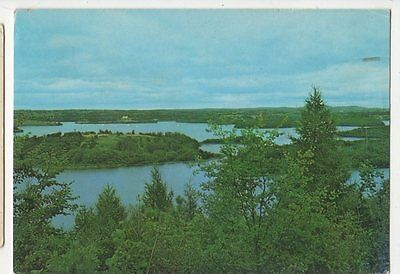Lower Lough Erne From Carrickreagh 1982 Postcard 118a