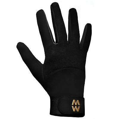 Long Mesh Sports Gloves Hands Horse Riding Equestrian Accessories