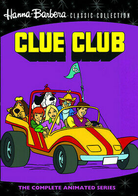 Clue Club: The Complete Animated Series - 2 DISC SET (2015, REGION 1 DVD New)