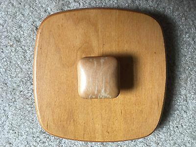 Longaberger Small Spoon Basket Lid New
