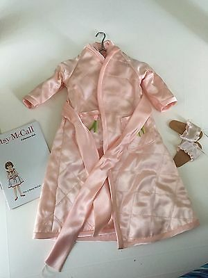 """Betsy McCall 13""""  Doll  by Tonner Complete Dressing Robe & Pajamas  Excellent"""