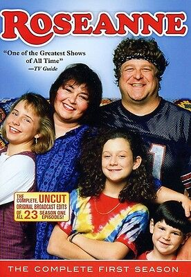 Roseanne: The Complete First Season [3 Discs] (2011, REGION 1 DVD New)