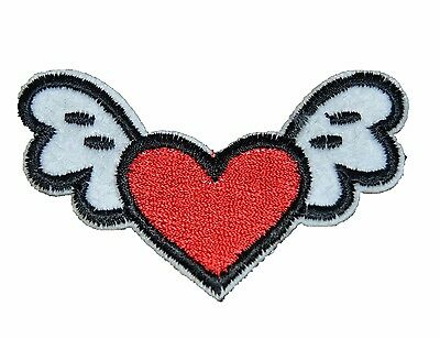 PATCH COEUR   ECUSSON   thermocollant COUTURE