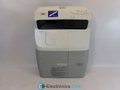 Epson H440A Projector 2500Lumens LCD Video Projector *No Remote*