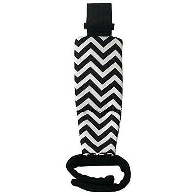 Parent Approved CHEVRON BOTTLE SLING Holder For Baby Bottle Or Sippy Cup