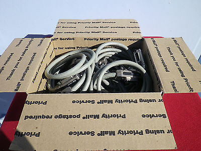 Lot of 10 HP 10833A GPIB HPIB 1 Meter Cables Free shipping