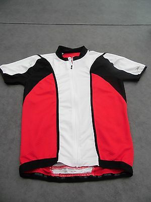 Crane Short Sleeve Cycle Shirt. Very Good Condition. Size Small