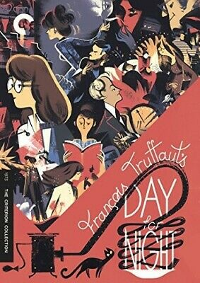 Day For Night - 2 DISC SET (2015, REGION 1 DVD New)