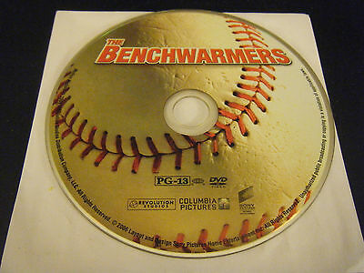 The Benchwarmers (DVD, 2006) - Disc Only!!!