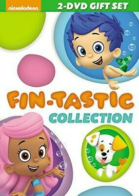 Bubble Guppies: Fin-Tastic Collection - 2 DISC SET (2015, REGION 1 DVD New)
