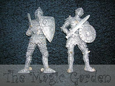 Knights armour medieval plaster craft cement latex moulds molds