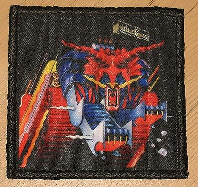 "JUDAS PRIEST ""DEFENDERS OF THE FAITH"" silk screen PATCH"