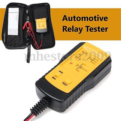 Automotive Relay Tester For 12V Car Auto Battery Checker Universal Leader AE100