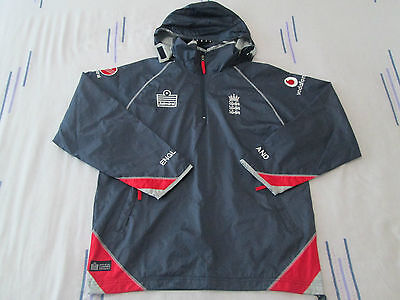 England cricket training hoodie jacket size L Admiral