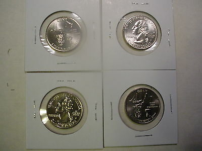 2009 Guam P&D Territory Quarters - BU - Uncirculated