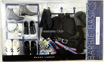 Barbie Basics Jeans Ken Accessory Pack Look 4 #T7756 New NRFP Mattel, Inc.