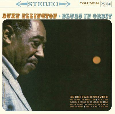 Duke Ellington Blues In Orbit Lp Vinyl 33Rpm New