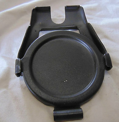 Military Water Can Green Metal Cover Assembly