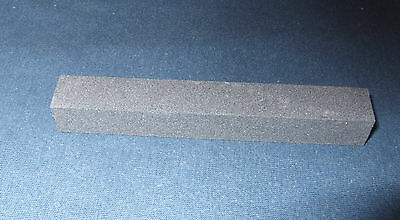 "Railway Modellers Tool - 1/2"" square x 4"" Sharpening Stone ,lathe, steam etc"