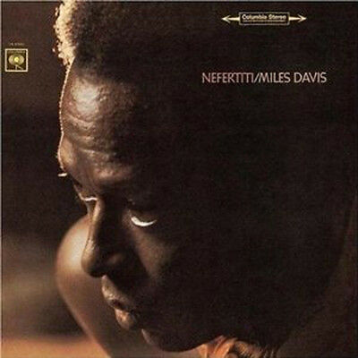 Miles Davis Nefertiti Lp Vinyl 33Rpm New