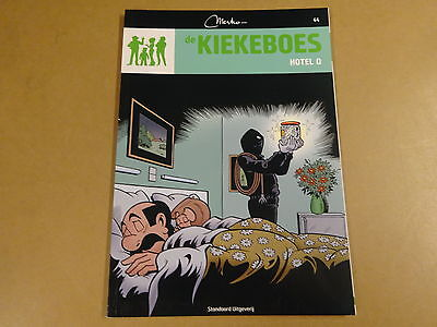 Strip / De Kiekeboes N° 44