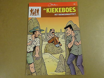 Strip / De Kiekeboes N° 115