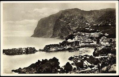 Ak Insel Madeira Portugal, general view of the city  - 827075