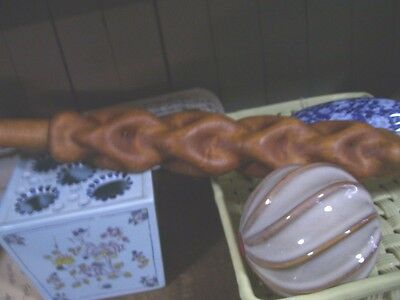 Rock Maple  unusual design rolling pin, see photo,