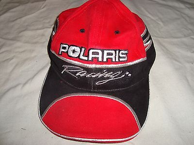 PURE POLARIS RACING CAP (Cotton,Velcro)